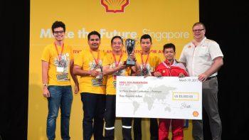 Permalink to: งานMake the Future สิงคโปร์ จบลงอย่างสวยงามด้วยชัยชนะของทีมนักศึกษาไทย จากการแข่งขันเชลล์ อีโค-มาราธอน เอเชีย ประเภทรถ Prototype