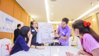 Permalink to: โครงการ Enjoy Science เสริมศักยภาพครูวิทย์-คณิต ปั้นเด็กไทยยุค 4.0