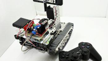 Permalink to: หุ่นยนต์บังคับไร้สายใช้ Arduino ควบคุมด้วย PS2 Wireless Controller