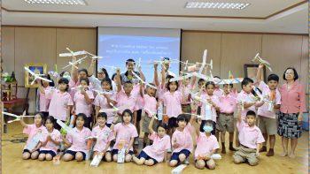 Permalink to: ค่าย Creative Maker for School ที่โรงเรียนสวนบัว กรุงเทพฯ